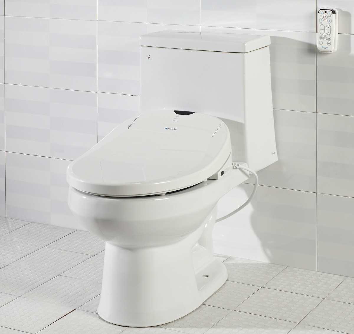 Swash 1000 Bidet Seat Biscuit Color Toiletland Canada