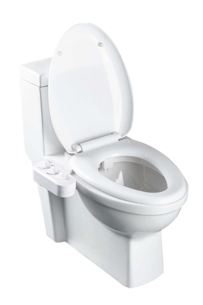 Toilet Seat Add On Bio Bidet Model Bb 200 Toiletland Canada