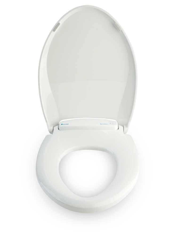 Lunawarm Heated Nightlight Toilet Seat Toiletland Canada