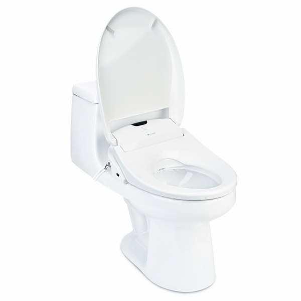 Swash 1400 Bidet Toilet Seat White Color Toiletland Canada